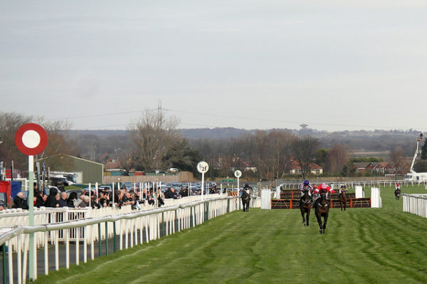 Aintree Finishing Line