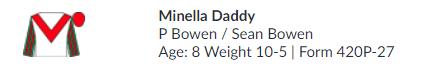 Minella Daddy