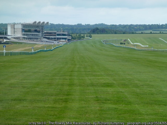 Newmarket Racecourse Rowley Mile