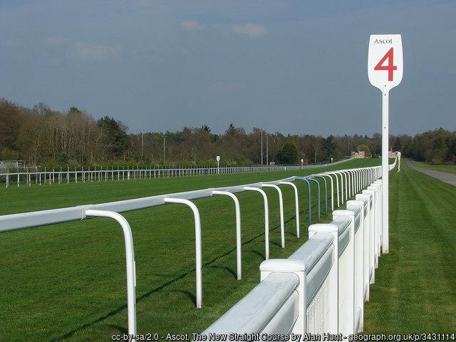 Ascot Racecourse Barriers