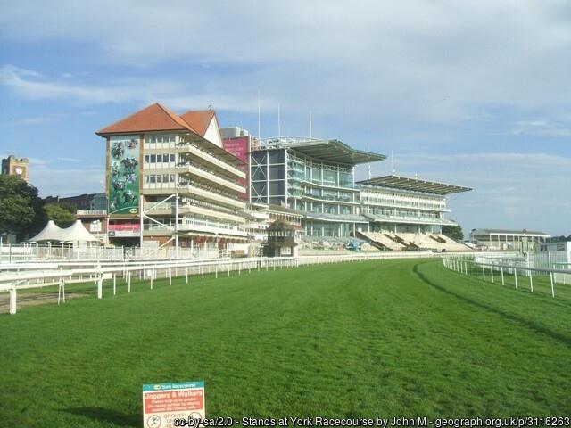York Racecourse Pavillion