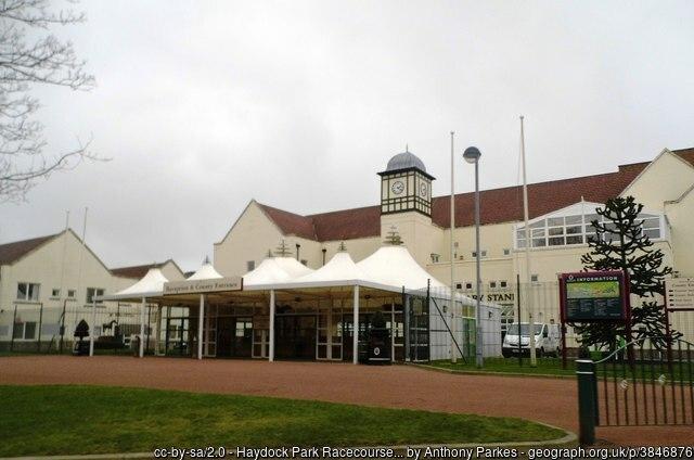Haydock Racecourse Pavillion